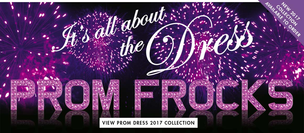 View new Prom Frocks 2017 Collection