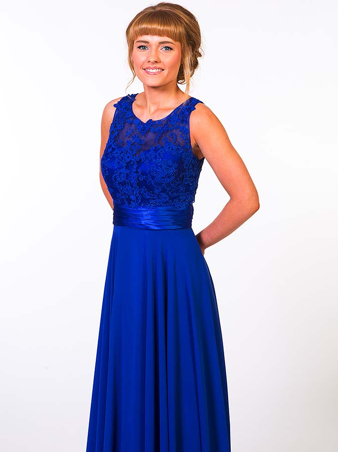 Royal blue formal dresses uk