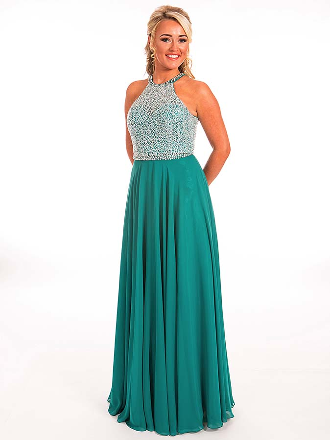 Jade Green Prom Dresses Cheap Party Dresses