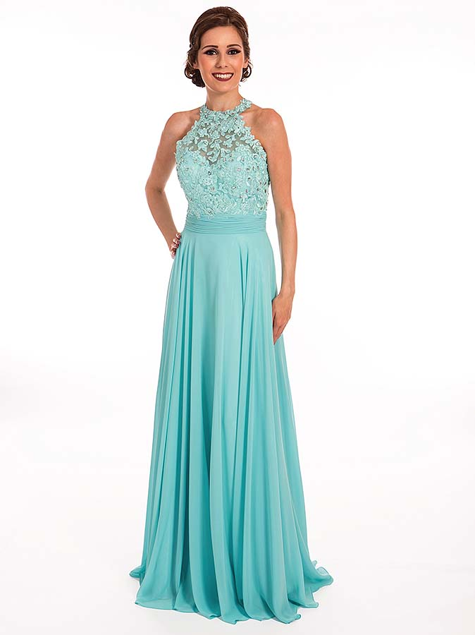 Prom Frocks PF9283 Tiffany Blue Prom Dress - Prom Frocks UK Prom Dresses