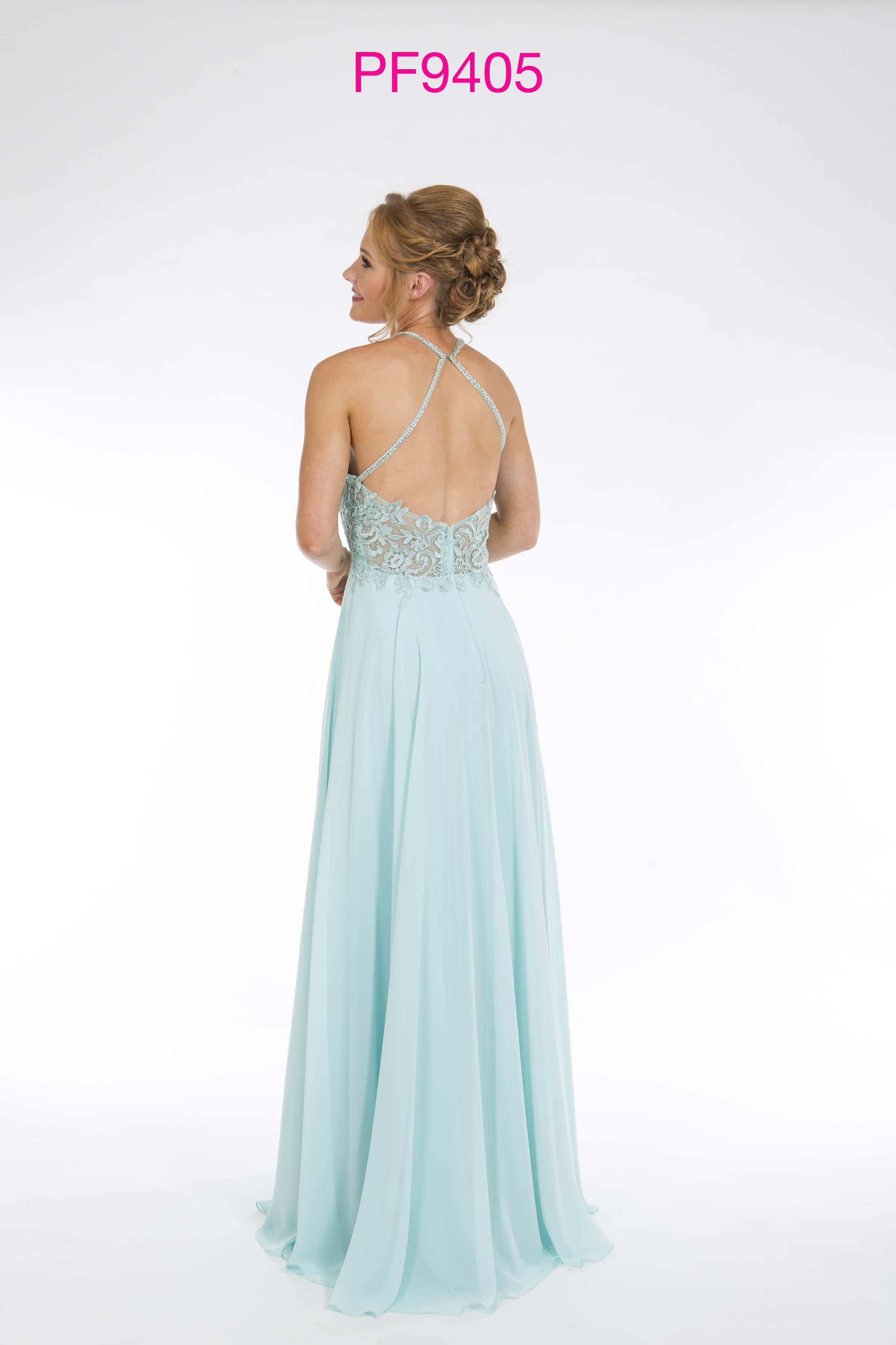 Prom Frocks Pf9405 Aqua Prom Dress Prom Frocks Uk Prom